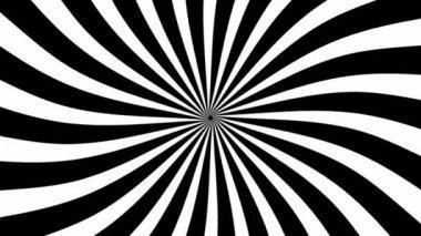 Hypnotist Seamless Background — Stock Video