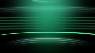 Stock animation of a green swirling Seamless Background — Stok video