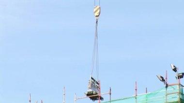Construction Work — Stock Video