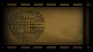 Grunge Background — Stock Video