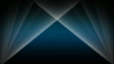 Spotlight Background loopable — Stock Video