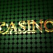 Royalty-Free Stock Vector Image: Casino Sign