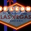 Las vegas Sign - Animated — Stock Video