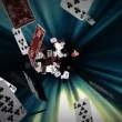 Stock Video: GAMBLING DEBT