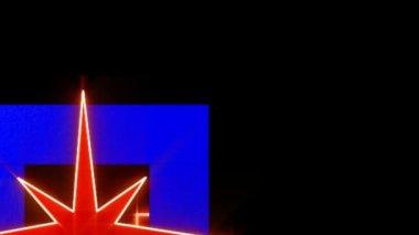 Las vegas Sign - Animated — Stock Video