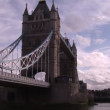 ponte de Londres — Vídeo stock #14830415