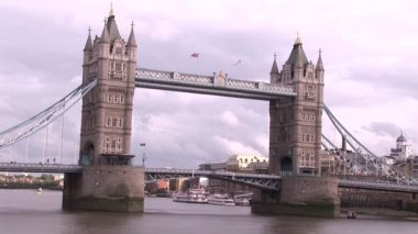 London Bridge — Vídeo de stock #14830135