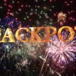 Vídeo de stock: Jackpot Sign