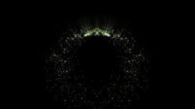 Sparkle Dust animation — Stock Video