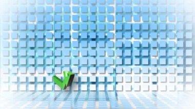 Animation eines pfeils, gewinne zu steigern. börse — Stockvideo