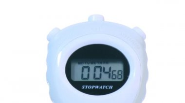 Stop watch — Stock Video #15419545