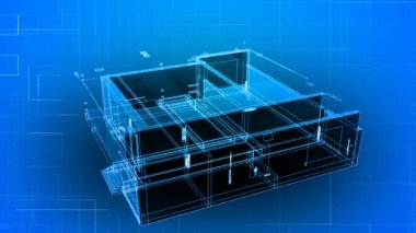 Architectural blueprint Drawings