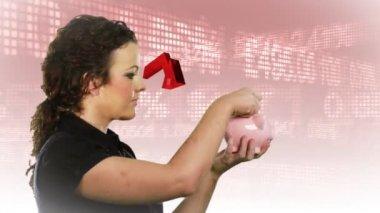 World Economic Crisis — Stock Video