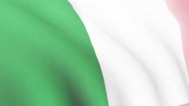 Italian Flag — Stock Video