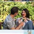 Montage of young couples spending special time together — Stock Video #15616247