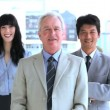 Vídeo de stock: Successful business team applauding