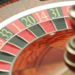Roulette wheel spinning — Stock Video