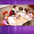 Videos of school life - Stockfoto