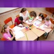 Videos of school life - Foto de Stock