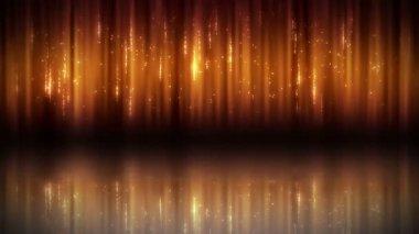 Set of light in light orange — Stock Video