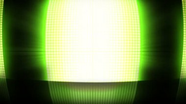 Green disco lights — Wideo stockowe