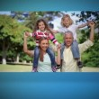 Videos of joyful family — Wideo stockowe #21825619