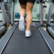 Stok fotoğraf: Running on treadmill