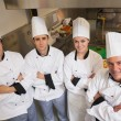 Foto de Stock  : Team of Chef's