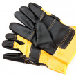 Stock Photo: Pair of protective gloves