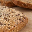 Multiseed bread - Stock Photo