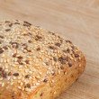 Loaf of multiseed bread — Stock Photo