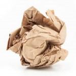 Paper bag — Стоковое фото