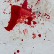 Blood splatter - Stock Photo