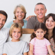 Three generation family — Stock Photo #24110045