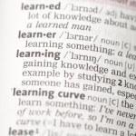 öğrenme tanımı — Stok fotoğraf