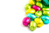 Colourful easter eggs — Stock Photo