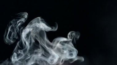 Puff of smoke — Stock Video