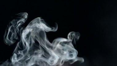 Puff of smoke — Stock Video