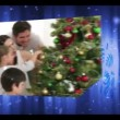 Stock Video: Montage of christmas celebrations