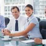 Business brainstorming — Stock Photo