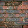 Stock Photo: Texture of bricks wall