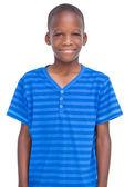Smiling little boy — Stock Photo