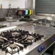 Picture of professional kitchen — Stock Photo