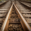 Railway tracks — Stock Photo #36249525