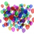 Colourful balloons — Stock Photo #38463179