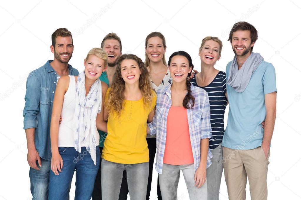 фото люди веселые