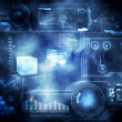 Stockfoto: Technology interface