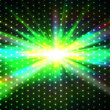 Digitally generated disco background — Stock Photo