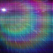 Cool disco background — Stock Photo