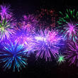 Digitally generated firework design — Stock Photo #42938459
